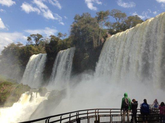 Foz do Iguaçu: Argentine side - 2013