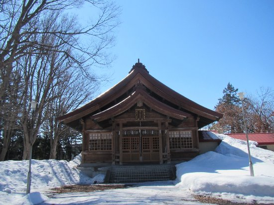 Fukagawa Shrine