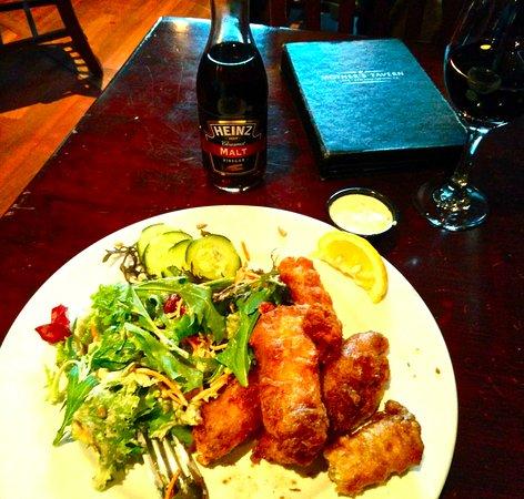 Mother's Tavern : Mahi-Mahi Fish and Chips