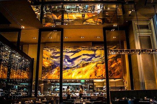 Glass Brasserie: The Venue