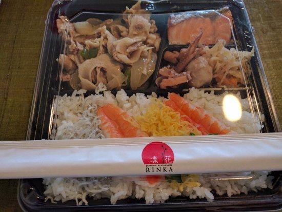 Lunch Box Kitchen Of Hawaii Menu