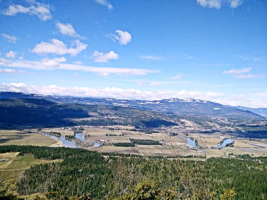 Enderby, Canadá: fantastic hike