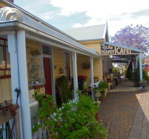 Tilba Tilba, Australie : Tilba Teapot cafe