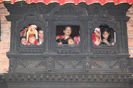 Kathmandu, Nepal: Living Goddess Kumari