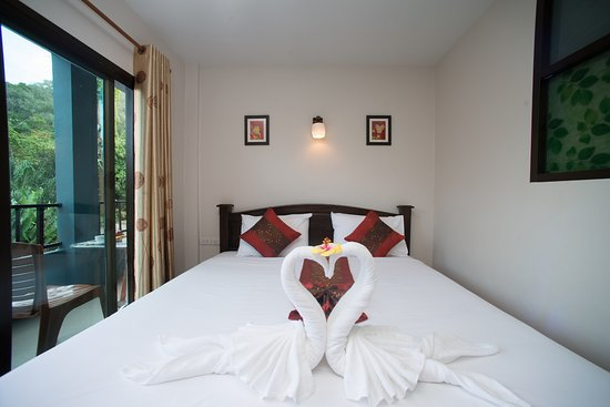 Srichada Hotel Khaolak: Superior Double Room with Balcony (Double bed)