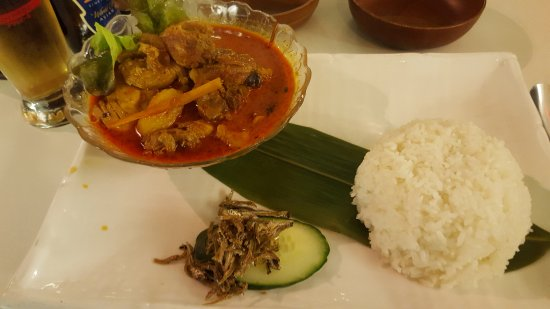 Bento Boss: Malaysian Ayam Curry