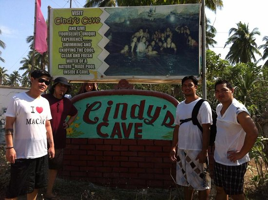 Bolinao, Filipiny: evidence of my visit
