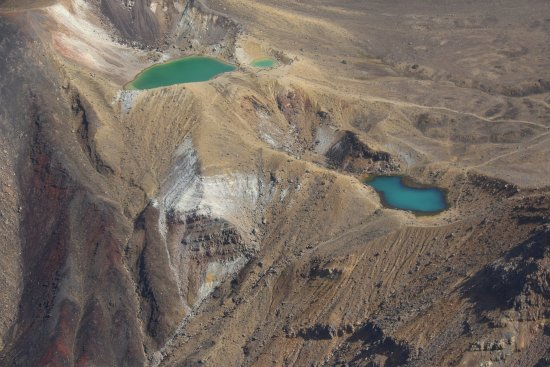 Mountain Air Scenic Flights Day Tour: The magic of the lakes