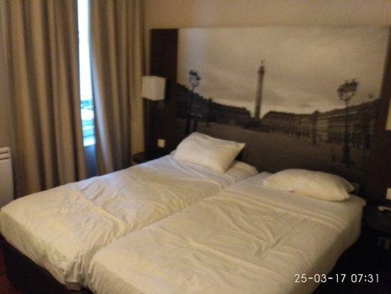 Victoria Hotel: Одноместный стандартный номер.