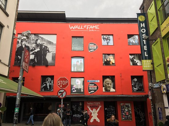 The Irish  Rock 'N' Roll Museum Experience: Random photos from the Irish Rock n Roll museum including the Nirvana gig that never was, due to