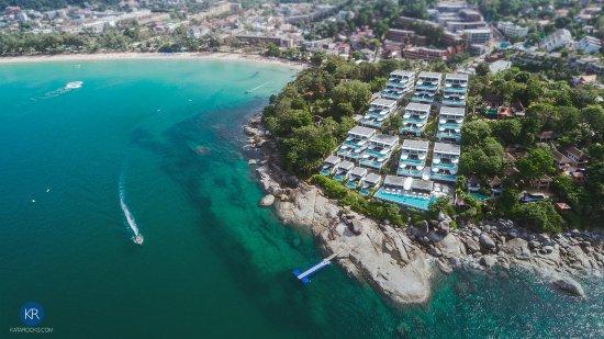 Kata Rocks, Hotels in Phuket