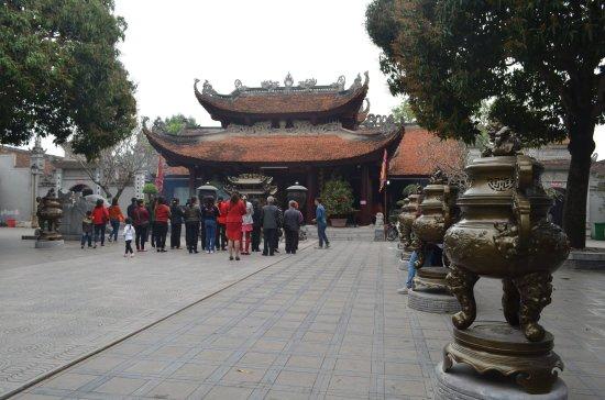 Do Temple: main entrance