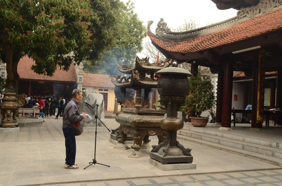 Do Temple: corner of temple