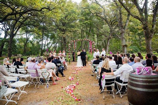 Beloftebos Cottages: Wedding Venue