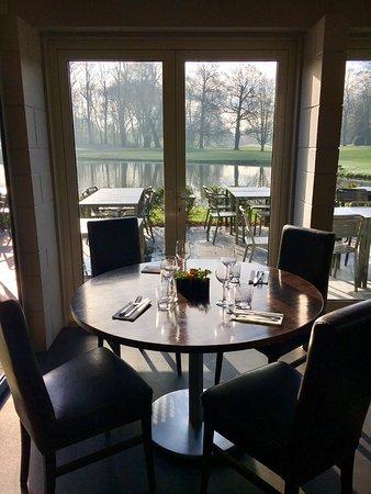Restaurant du golf de brigode villeneuve d 39 ascq - Restaurant la table villeneuve d ascq ...