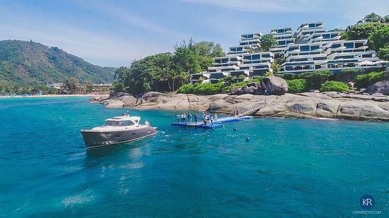 卡塔岩石酒店