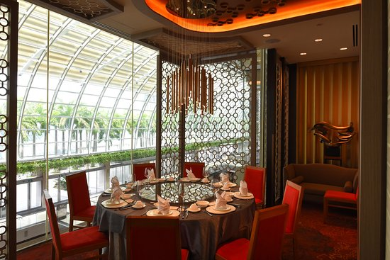 Seafood Paradise: Private Dining Room