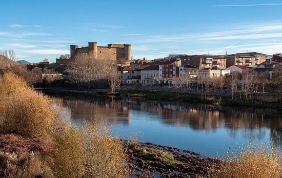 Barco de Ávila - Frente al Hotel Mirador de Gredos