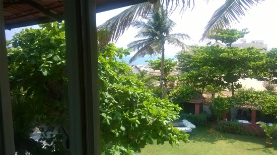 Palm Beach Hotel & Resort: View from the room