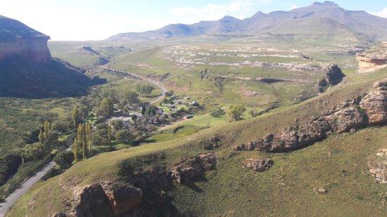 Estado Livre, África do Sul: View from the Brandwag