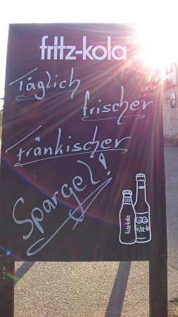 Sommerach, Germany: spargelzeit!