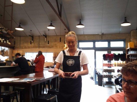 Photo of Italian Restaurant Leura Garage at 84 Railway Pde, Leura, Ne 2780, Australia