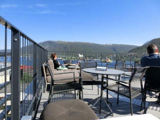 Clarion hotel the edge troms norv ge voir les tarifs for Hotel a prix bas
