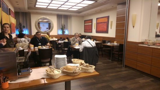 Best Western Hotel Strasbourg: breakfast