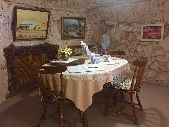 Coober Pedy, Australia: Faye's Underground Home