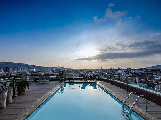 Hotel 1898: Rooftop pool