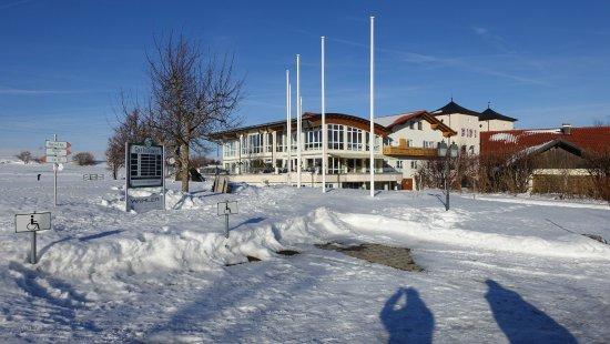 Hanusel Hof: Hotelansicht