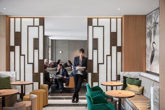 Storchen Zürich:  Barchetta Bar Lounge Piazza