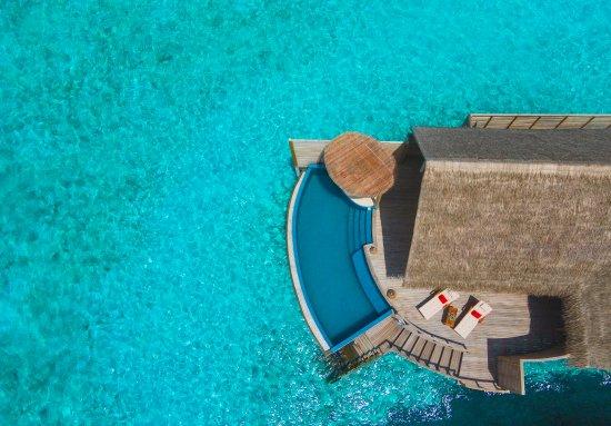 Water Pool Villa at Milaidhoo Maldives