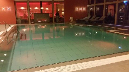 Schalkenmehren, Almanya: Indoor Pool