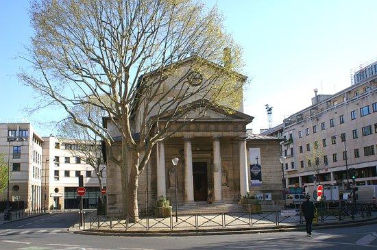 Eglise Notre Dame de la Nativite de Bercy