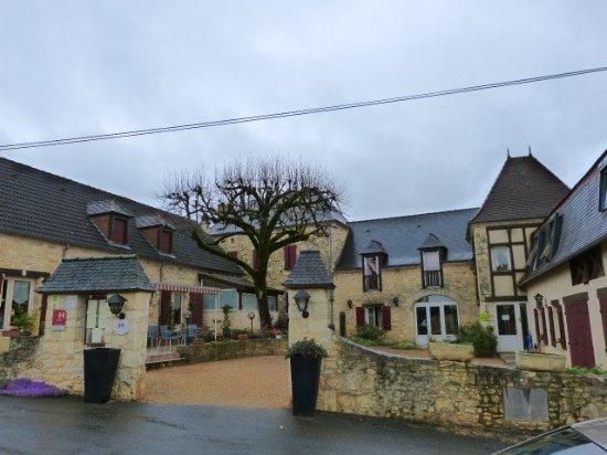 Salignac-Eyvigues, Prancis: Hôtel Coulier