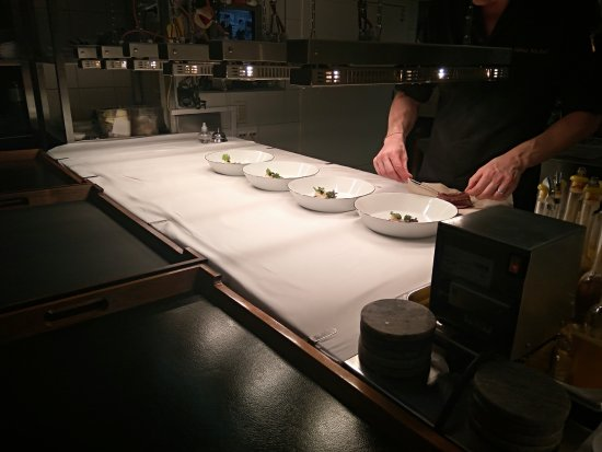 Silvio Nickol Gourmet Restaurant Palais Coburg Foto
