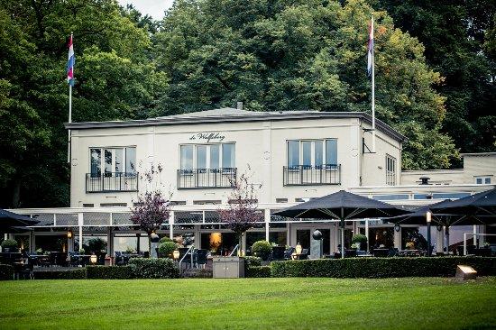 Hotel Restaurant De Wolfsberg: Aanzicht De Wolfsberg, Groesbeek