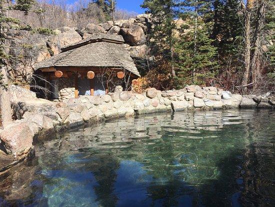Strawberry Park Hot Springs Resmi