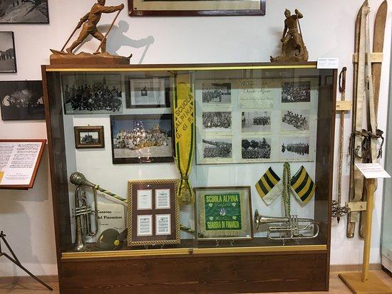 Museo della Scuola Alpina della Guardia di Finanza