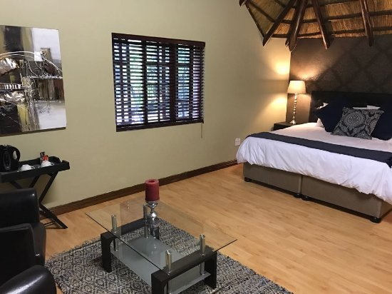 North Riding, Sør-Afrika: Deluxe Suite