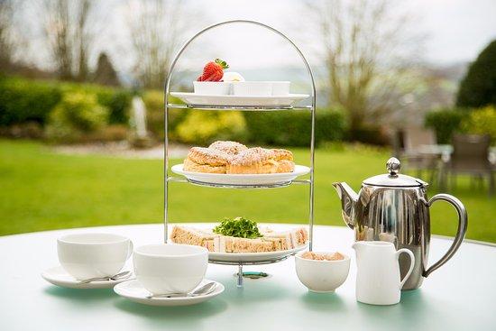 Grindleford, UK: Afternoon Tea