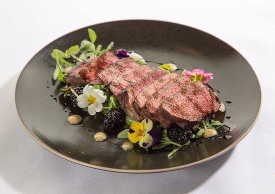 Grindleford, UK: Beef