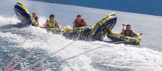 Njivice, Kroasia: Aqua Speed