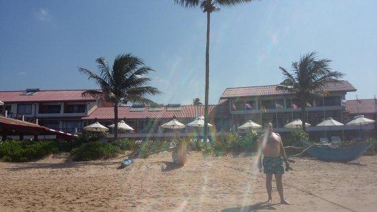 Coral Sands Hotel: 20170120_101301_large.jpg
