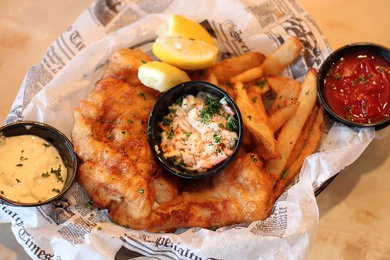 Plymouth, WI: Fish & Chips