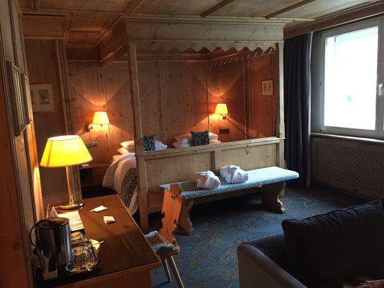 Grand Hotel Europa: Junior Suite...