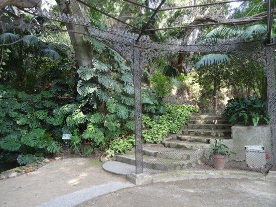 Februari 2017 jardin la concepcion picture of jardin for Bodas jardin botanico malaga