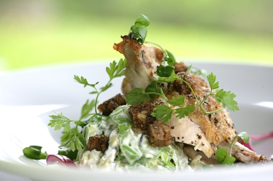 Lære salater - Picture of Kollekolle Restaurant, Vaerloese - Tripadvisor