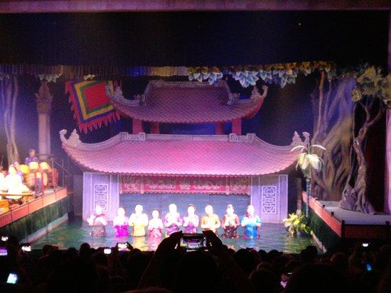 Photo of Theater Nhà Hát Múa Rối Thăng Long (Thang Long Water Puppetry Theatre) at 57b Đinh Tiên Hoàng, Hoàn Kiếm 10000, Vietnam